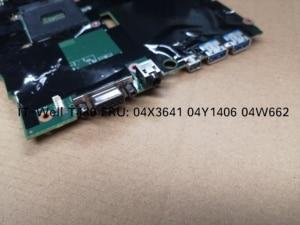Image 4 - Fru: 04X3641 04Y1406 04W6625 04X3639 Dành Cho Laptop Lenovo Thinkpad T430 Laptop Bo Mạch Chủ