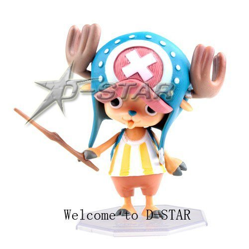 EMS Shipping 12pcs Cute One Piece P.O.P Tony Tony Chopper After 2 Years Boxed PVC Action Figure Collection Model Toy
