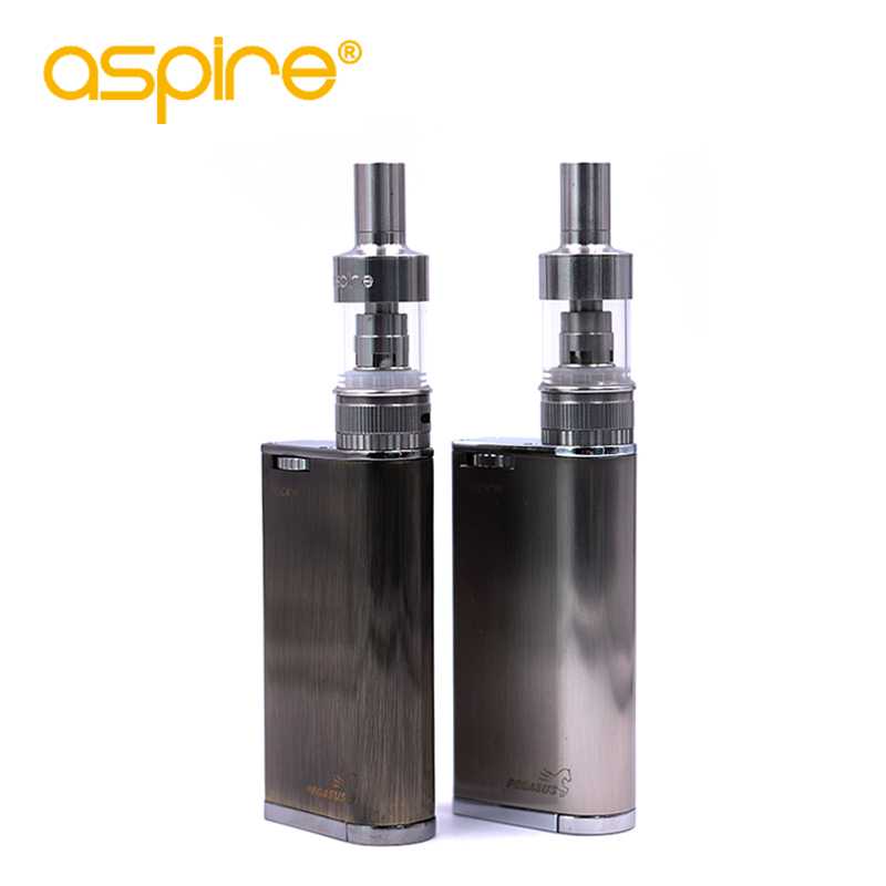 Original Electronic Cigarette Aspire Atlantis Tank Atomizer + E Cigarette Pegasus Mod Without 18650 Battery Vape Combination Kit original aspire mechanical e cigarette aspire elite kit with 5ml large atomizer atlantis tank 3000mah battery vape kit vs eleaf