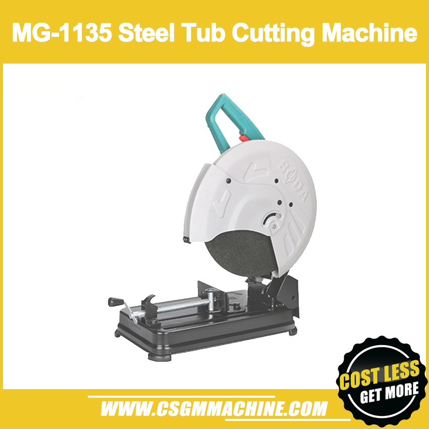 MG-1135 Steel Tube Cutting Machine/Manual Cutting Machine for wood,cat iron,steel /2200W Big Power MachineMG-1135 Steel Tube Cutting Machine/Manual Cutting Machine for wood,cat iron,steel /2200W Big Power Machine