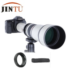 JINTU 650-1300mm f/Eight-16 Lengthy Vary Telephoto Zoom Lens + Carry Bag for NIKON DSLR Digital camera D5500 D5300 D5200 D800 D4 D90 DF