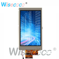 4 inch touchscreen LCD display LQ040T7UB01 for gps digitizers