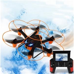 WLtoys Q383-A Q383 5.8G FPV com 720 P Câmera Modo Headless Mini RC Hexacopter ORKUT