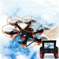 WLtoys Q383-A Q383 5.8G FPV with 720P Camera Headless Mode Mini RC Hexacopter RTF