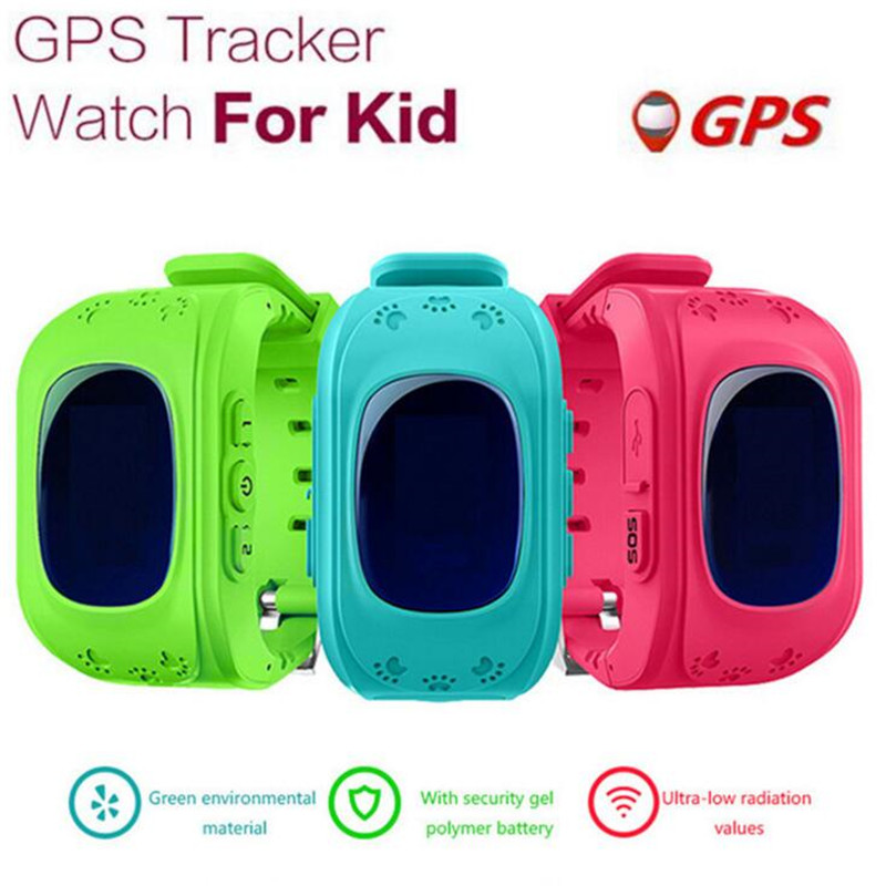 Kids Smart Watch GPS LBS Double Location Safe Children Baby Watch Activity Tracker SOS Call App Relojes For Android And Ios F13