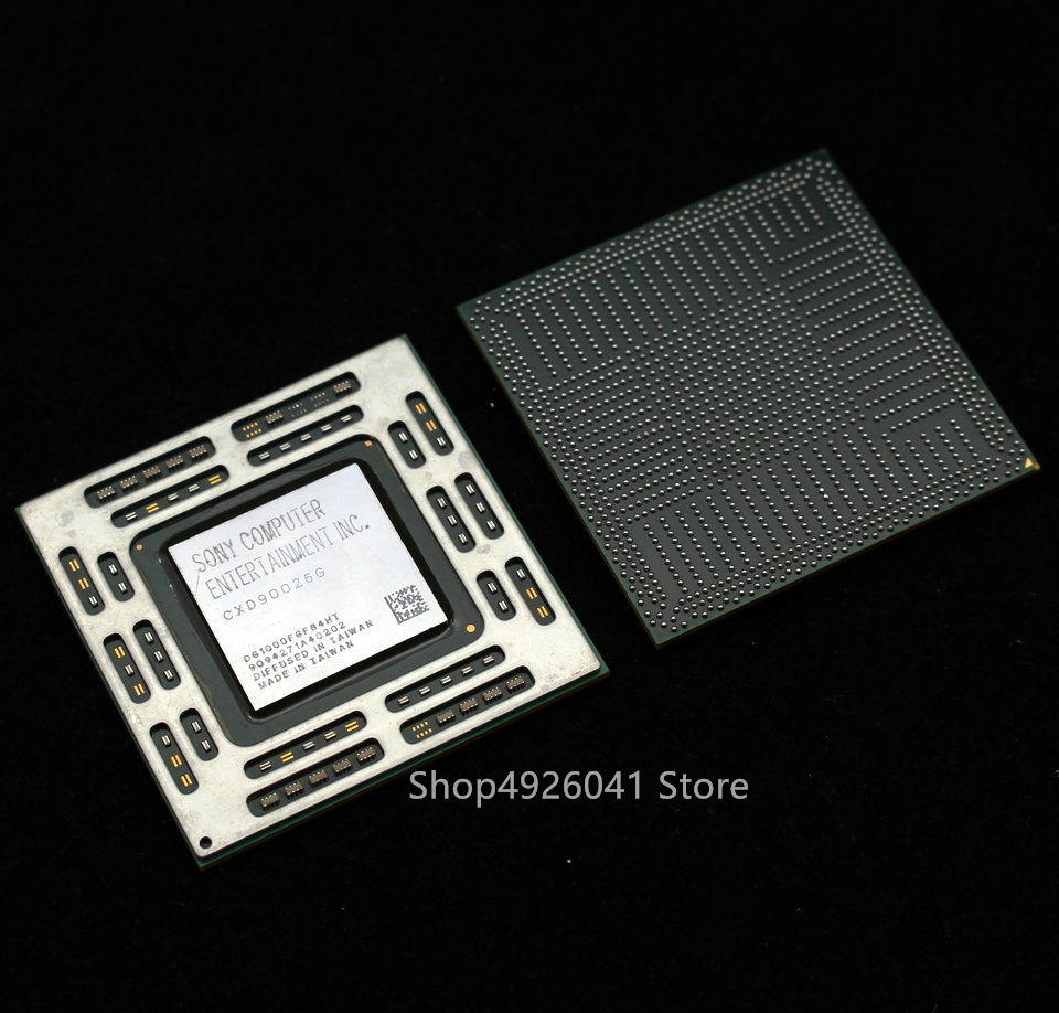 100% Original test good product GPU CXD90026G reball BGA chipset for ps4 Connect ps4 image