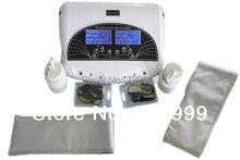 Ионная спа машина для очищения и детоксикации ног, двойная, для двух человек, используется одновременно с двумя большими дисплеями