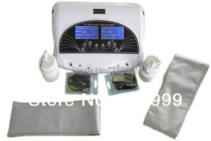 Image 1 - Máquina detox para limpeza de íon, spa, detox duplo, para duas pessoas, ao mesmo tempo, com dois grandes display tela de tela
