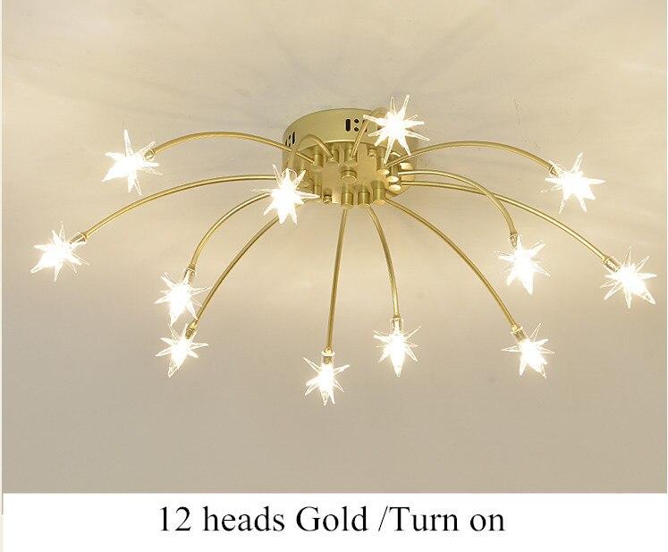 plafonnier para o quarto lustre decoração casa luminárias