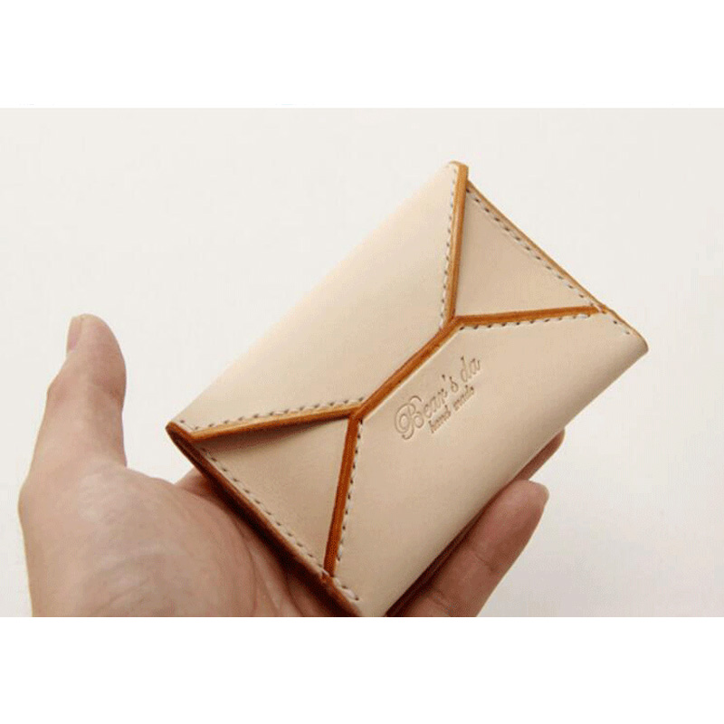 Japan Steel Blade DIY Leather Wallet Card Holder Wooden Die Cut Kinfe Mould Hand Punch Template