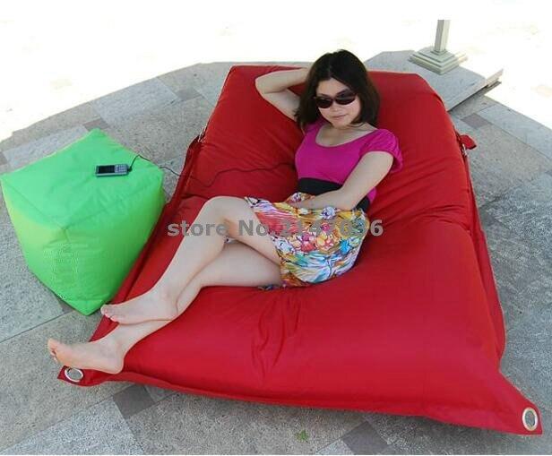 Водонепроницаемый Коричневый Открытый погремушка кресло-кровать с Strapes