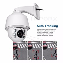 imporx Auto tracking 20X Zoom Speed Dome Network 1080P camera