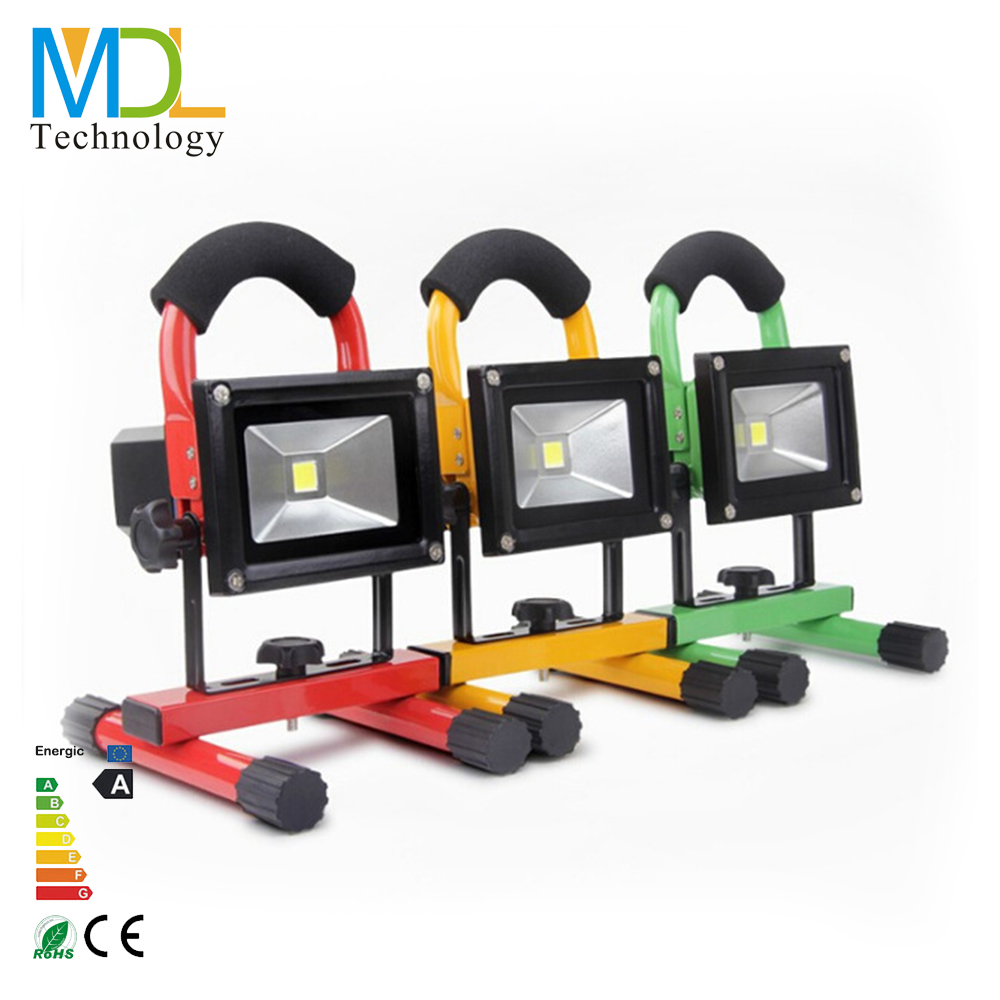 Portable Outdoor 5w Led Rechargeable Work Garage Flood: IP65 COB LED Flood Light Portable Spotlight 10W 20W 30W