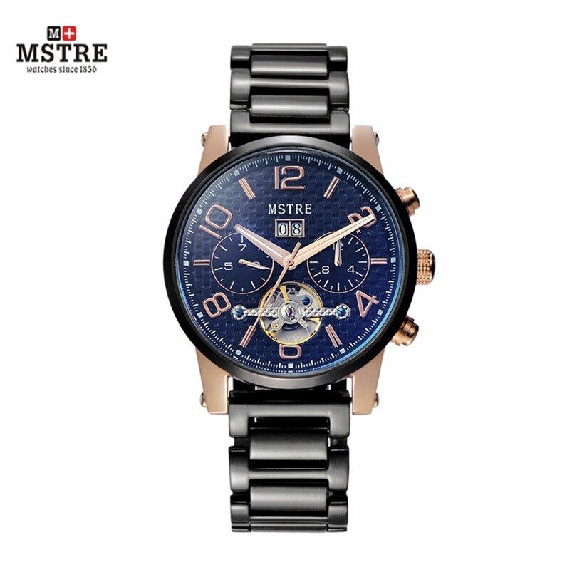 New Classic Men's watches top brand luxury Self-wind Auto Mechanical Analog Watch clocks male Sapphire Crystal Wrist watches тонарм scheu analog scheu classic mkii 10