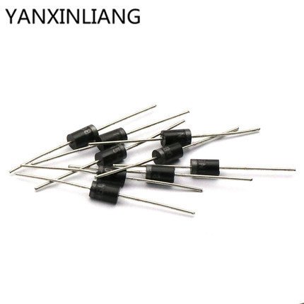 20PCS Rectifier <font><b>Diode</b></font> <font><b>HER508</b></font> DO-27 image