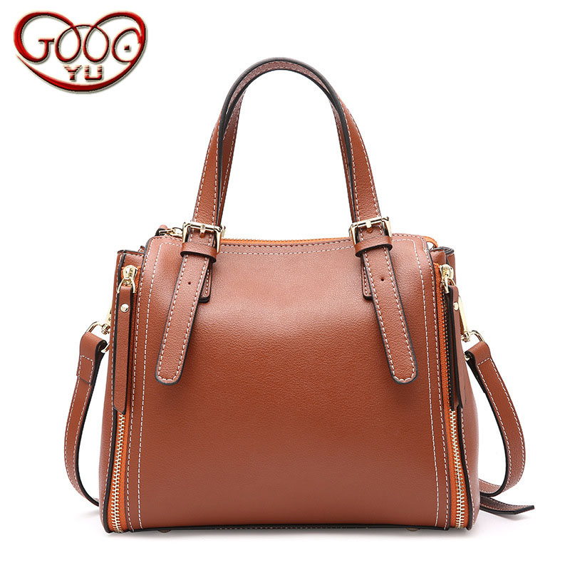 Ladies new Korean fashion leather handbag leather casual shoulder bag with shoulder bag perfect 2016 new bag ladies korean ribbon fashion crossbody shoulder handbag free shipping