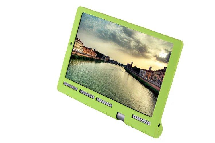 YOGA Tab 3 PLUS Soft Silicon Case For Lenovo Yoga Tab3 Plus tablet Cover for Yoga 10 Pro X90/X90F/X90M/X90L soft case