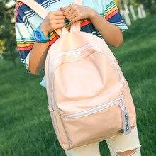 Высокое качество большой емкости школьные сумки Группа Рюкзак для подростков мальчиков и девочек колледж Многофункциональный школьные рюкзаки
