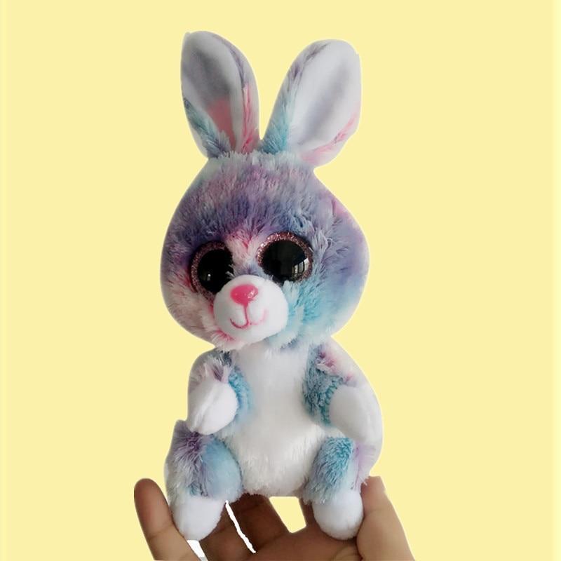 TY Beanie Боос Twinkle Toes кролика плюшевые 6 шапочка для малышей плюшевые Коллекционная мягкие большие глаза плюшевый кролик игрушки куклы