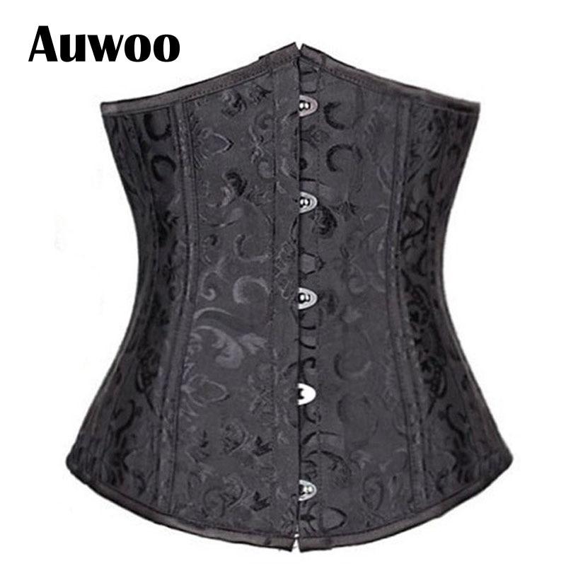 Aliexpress.com : Buy Sexy Gothic Lingerie Bustiers Black ... Lingerie Corset Underbust