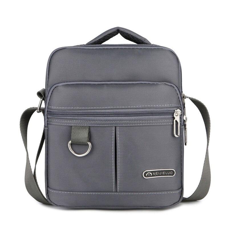 Men Multifunctional Handbag Shoulder Messenger Bag Satchel Business Nylon Crossbody Briefcases Bags Male Laptop Tote XA300ZC