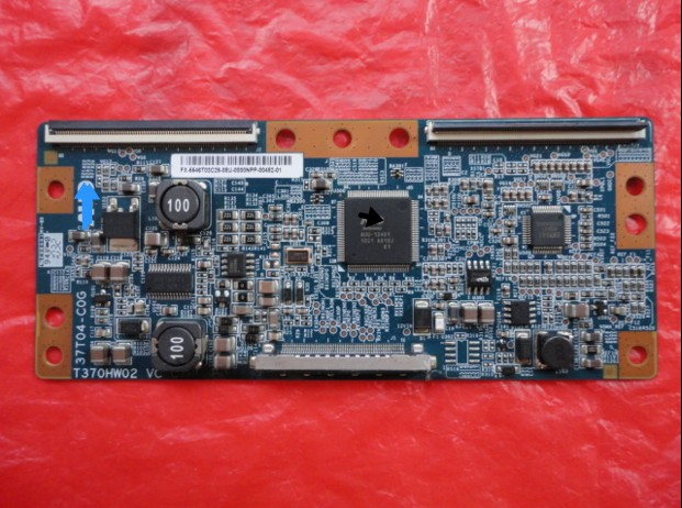 T370HW03 VB CTRL BD 37T05-C06 LCD Board Logic Board Connect With  T-CON Connect Board