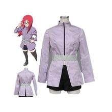 цена Anime Naruto Karin Cosplay Costume Custom Made Any Size в интернет-магазинах