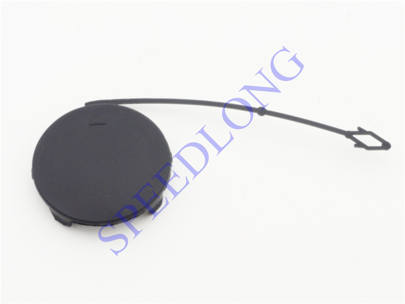 1 pc tampa do amortecedor dianteiro de reboque gancho de reboque capa rh  5111 7159 590 para bmw x5 e70 2007-2010 f757f584f1