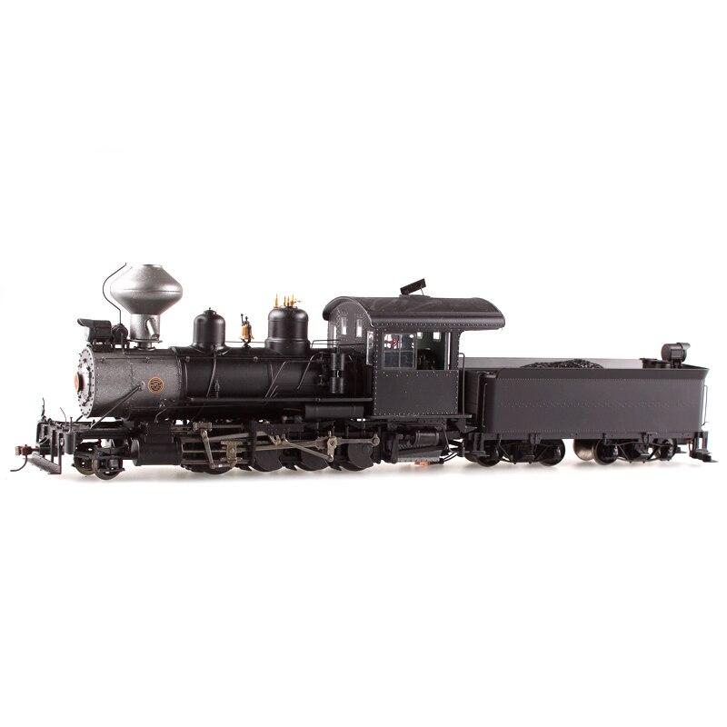 Simulant les cadeaux d'anniversaire de fan de Train de Locomotive à vapeur 2-8-0