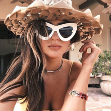 Fashionable Women Cat Eye Sunglasses
