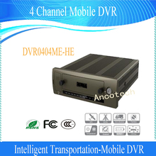 Free Shipping DAHUA 4 Channel Mobile Digital Video Recorder Without Logo DVR0404ME-HE