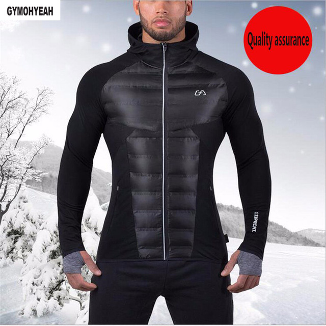 fa15696ca9fb 2018 dicken Material Marke Männer Mäntel herren Trainingsanzug Sportswear  herren Sportler Tragen Hoodie Trasher Deadpool Hoodie
