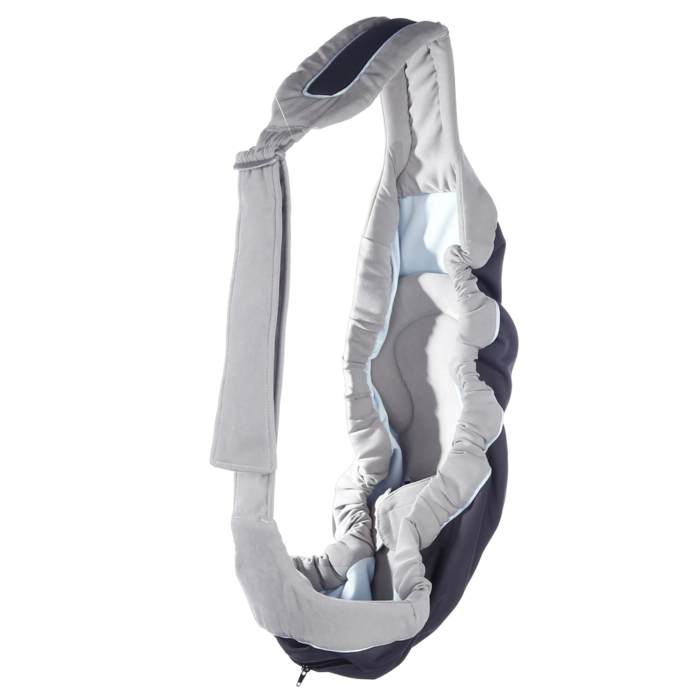2018 Newborn Baby Carrier Bag Cradle Sling Cotton Material Soft Wrap Stretchy Nursing Papoose Cotton Pouch Baby Carrier Keeper multi function portable comfortable cotton baby carrier sling bag deep blue white