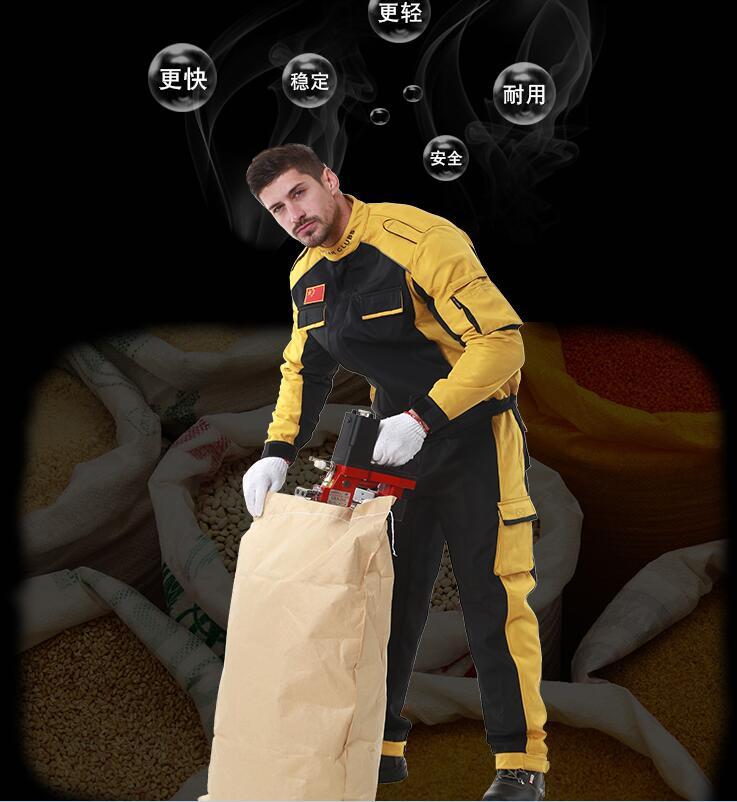 220V-240V Electric High Speed Portable Woven Bag Sacks Sealing Packer Machine Bag-sewing Machine Weaving Bags,Bag Closer Sealer