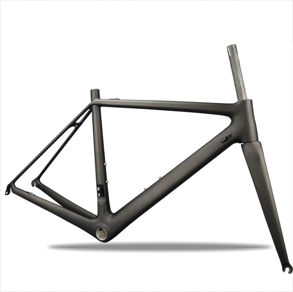 T1000 Full Carbon Bicycle Frame,high Quality Road Bike Carbon Frame,cheapest Full Carbon Road Bike Frame China