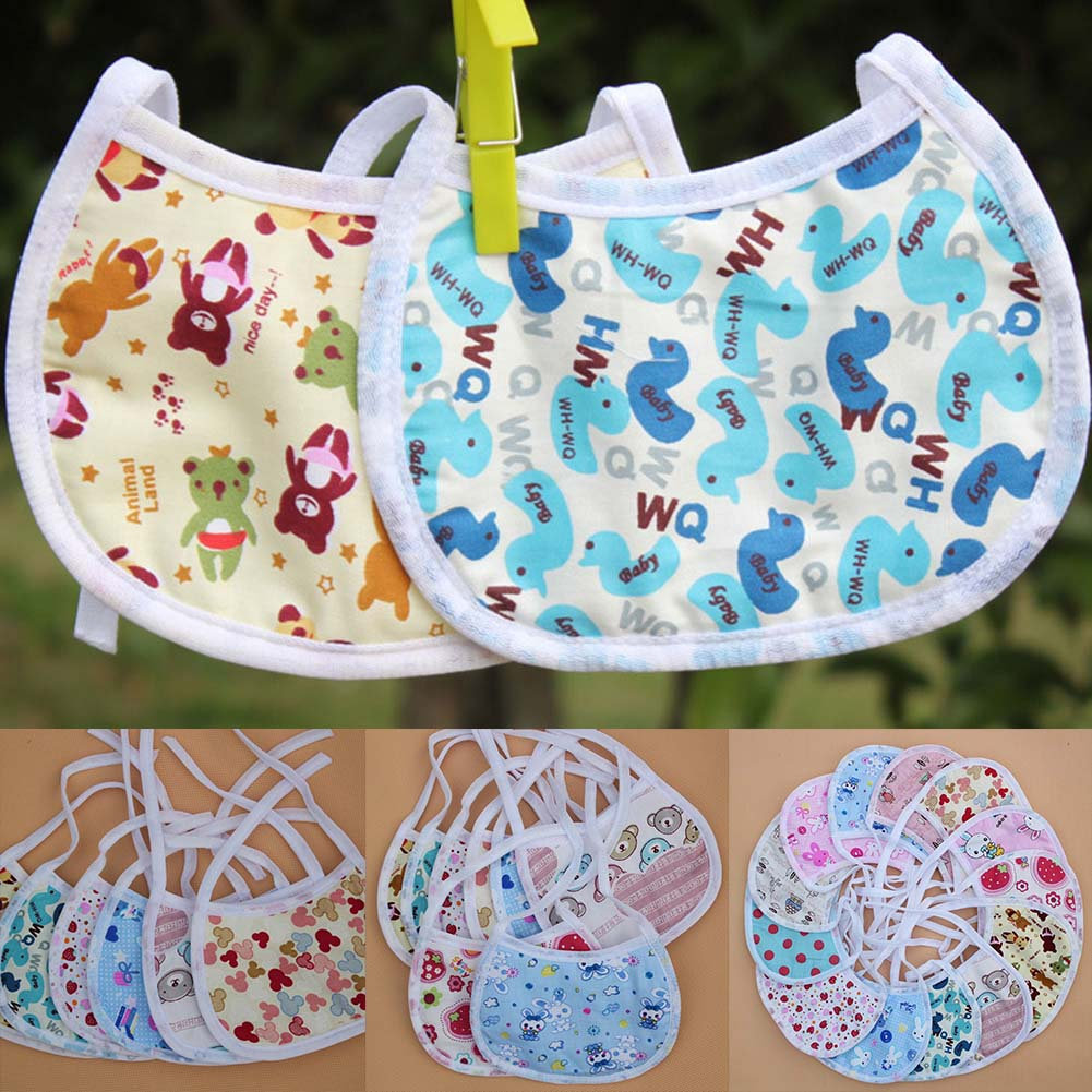 Cartoon Baby Waterproof Bib Long Sleeves Kids Infant Lunch Apron Soft Saliva Towel Avoid Dirty Clothes Toddler Eating Accessory 2# Kimnny Baby Bibs