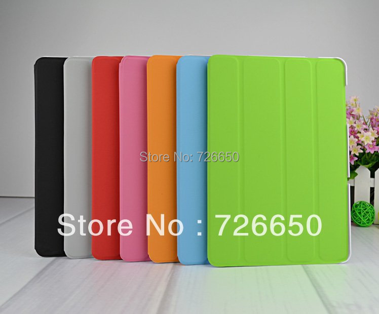 Fashion Ultra Slim 4-Fold luxury leather case For Samsung Galaxy Tab 8.9 P7300 P7310