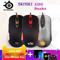SteelSeries Sensei original master EDG/SnaKe team version of the e sports game cable mouse anti jitte|Mice|Computer & Office -