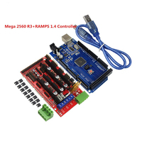 3D Printer Kit RAMPS 1 4 Controller Control Panel With For Arduino AtMega2560 ATmega Mega 2560