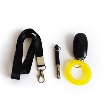 Obroża dla zwierząt domowych gwizdek ultradźwiękowy kot ptak Clicker kora sterowania posłuszeństwa X9262 tanie i dobre opinie Szkolenia Clickers Training Whistle Transer Z tworzywa sztucznego Dog training collar Dog training bag Dog training pads