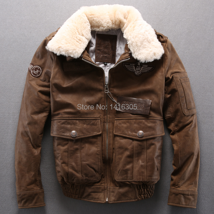 jacket jackson Picture - More Detailed Picture about Air force ...