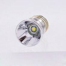 Ampoule goutte à goutte 26.5mm, 1mode/3mode/5 modes XM L, XML T6 LED, pour sécurité C2 Z2 P60 P61 6P 9P G3 D2 Manta Ray M5 M6, WF 501B, WF 502B