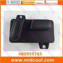 Для A6 C5 Управление переключатель передний левый регулировки сиденья 4B0 959 765 4B0959765