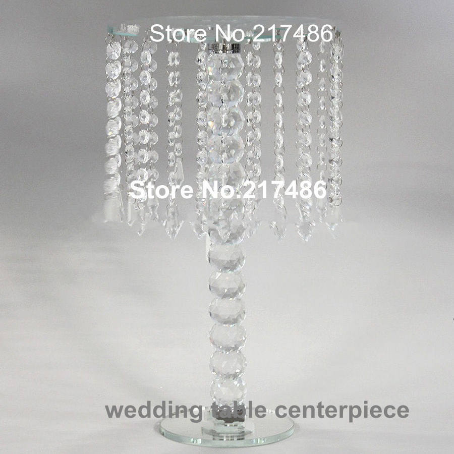 crystal table top chandelier centerpieces for weddings , crystal ...