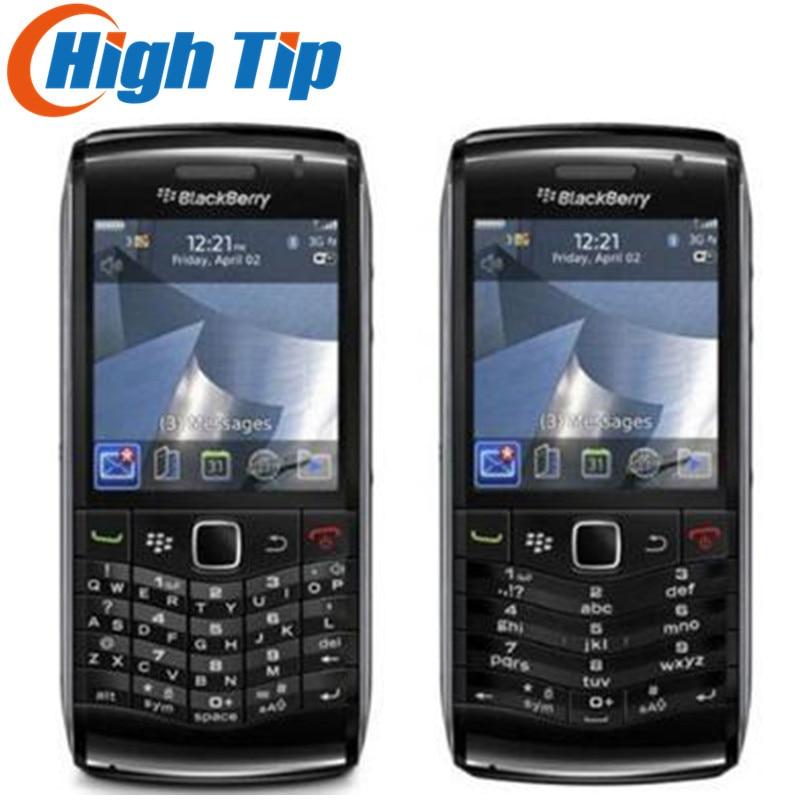 Refurbished 9105 Unlocked Original Blackberry Pearl 9105 Mobile Phone Free Shipping Fine Workmanship Cellphones & Telecommunications