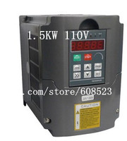 1.5KW single phase 110V converter, three phase 110V output 1.5KW110V inverter