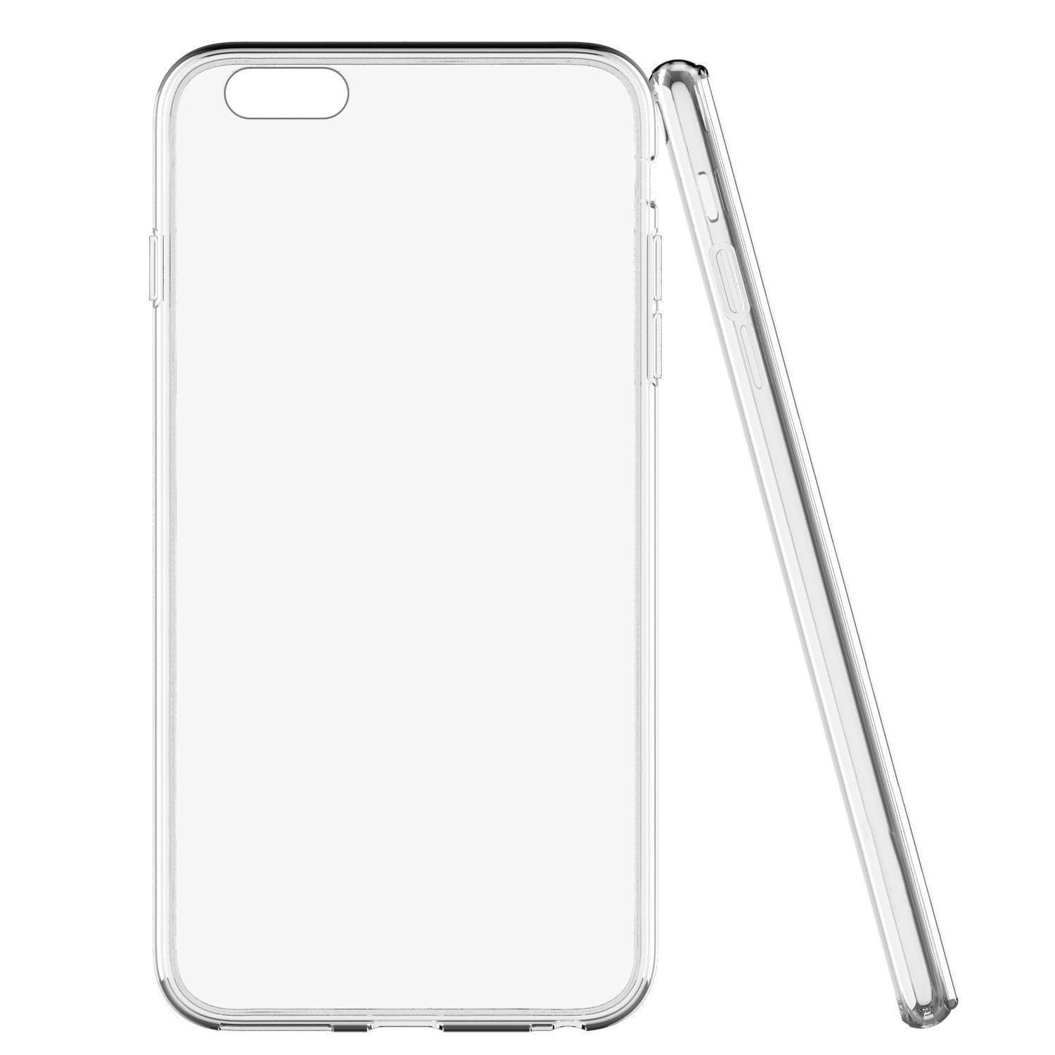 ultra slim sl soft tpu protector case for apple iphone 4g 5g 6g Apple iPhone 5S ultra slim sl soft tpu protector case for apple iphone 4g 5g 6g 6gplus 5c water clear colorless transparen back cover thin 3mm in fitted cases from
