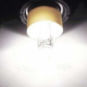 Image 5 - E14 스크류베이스 led 냉장고 램프 전구 1 w 220 v ac 7 leds smd 5050 ampoule led 냉장고 화이트 따뜻한 화이트 홈 1pc