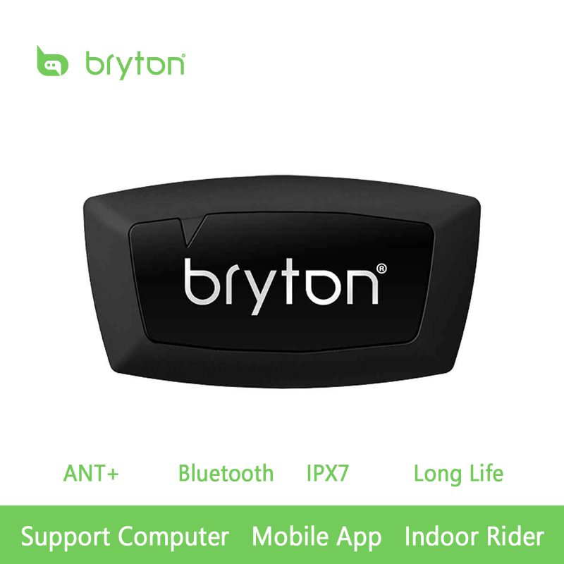 ANT Bluetooth Bryton Heart Rate Sensor monitoring for GPS Cycling Computer compatible Bryton GARMIN iGPSPORT iGS