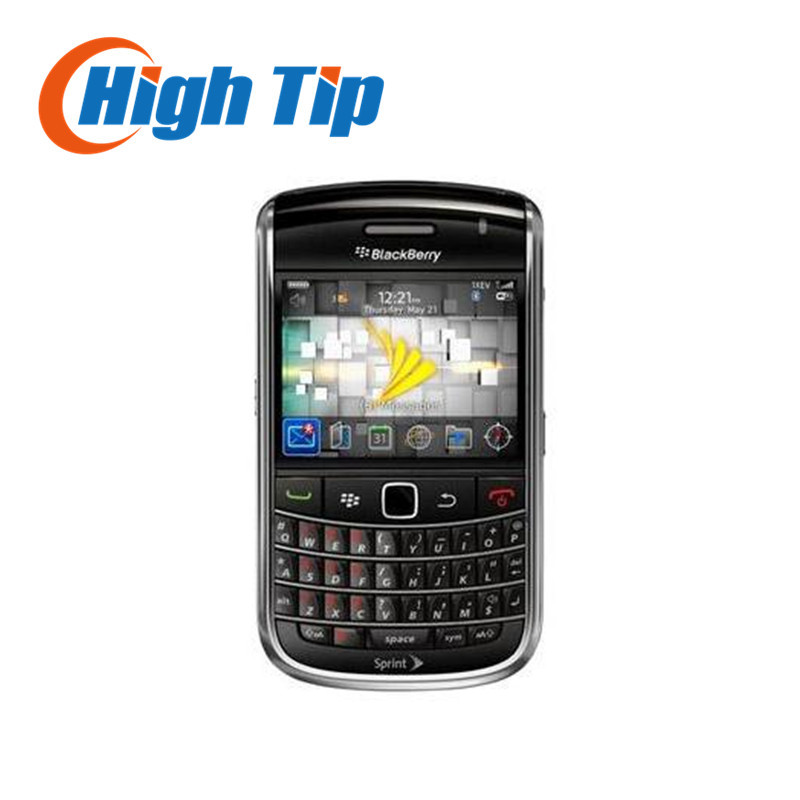 Unlocked Original BlackBerry Bold 9650 Cell Phone 3G GPS 3 2MP WIFI freeshipping Refurbished Free shipping